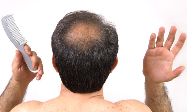 Fattore di capelli una maschera per capelli